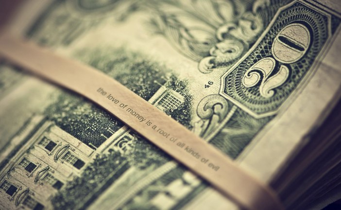 肯花錢就是愛你? (阿匙)